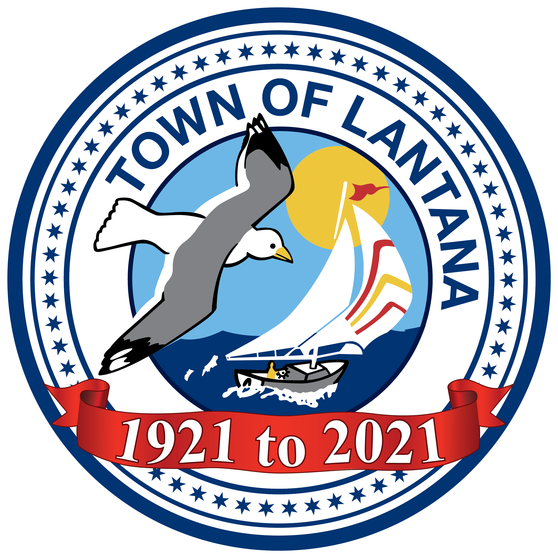Lantana, Florida logo