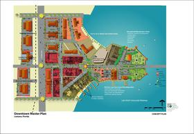 Downtown Masterplan Map